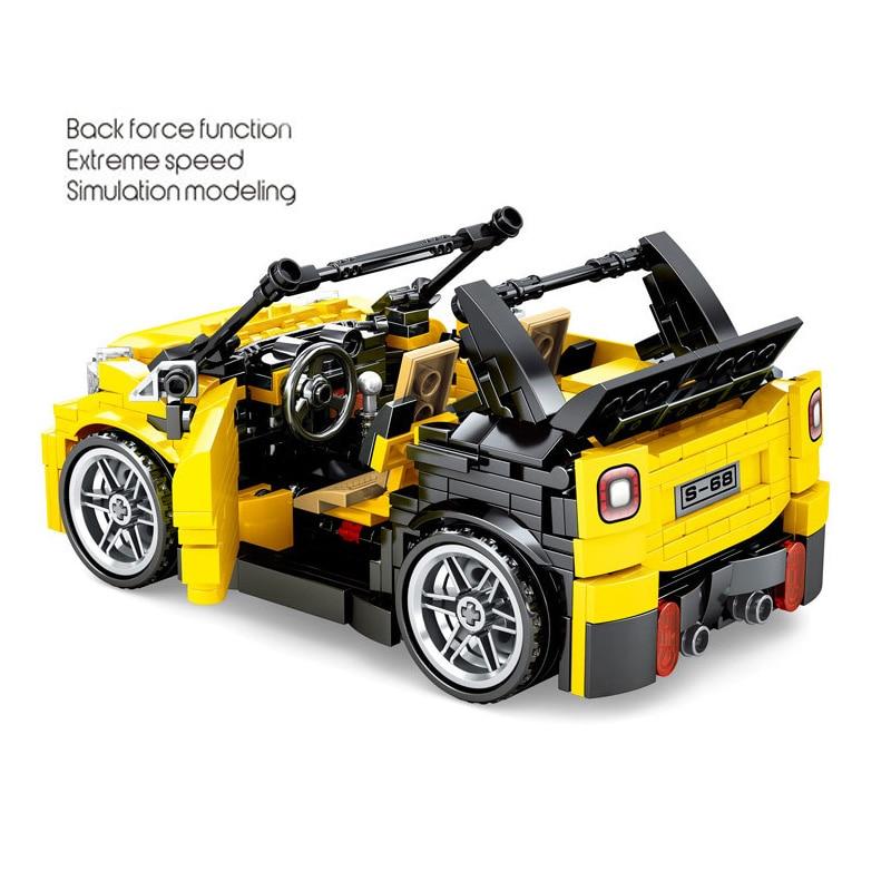 SEMBO 701403 Brubas Smart Car