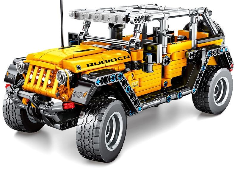SEMBO 701601 Jeep Wrangler Rubicon