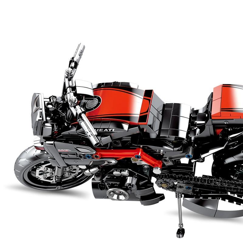 SEMBO 701703 Technique :Ducati Motor