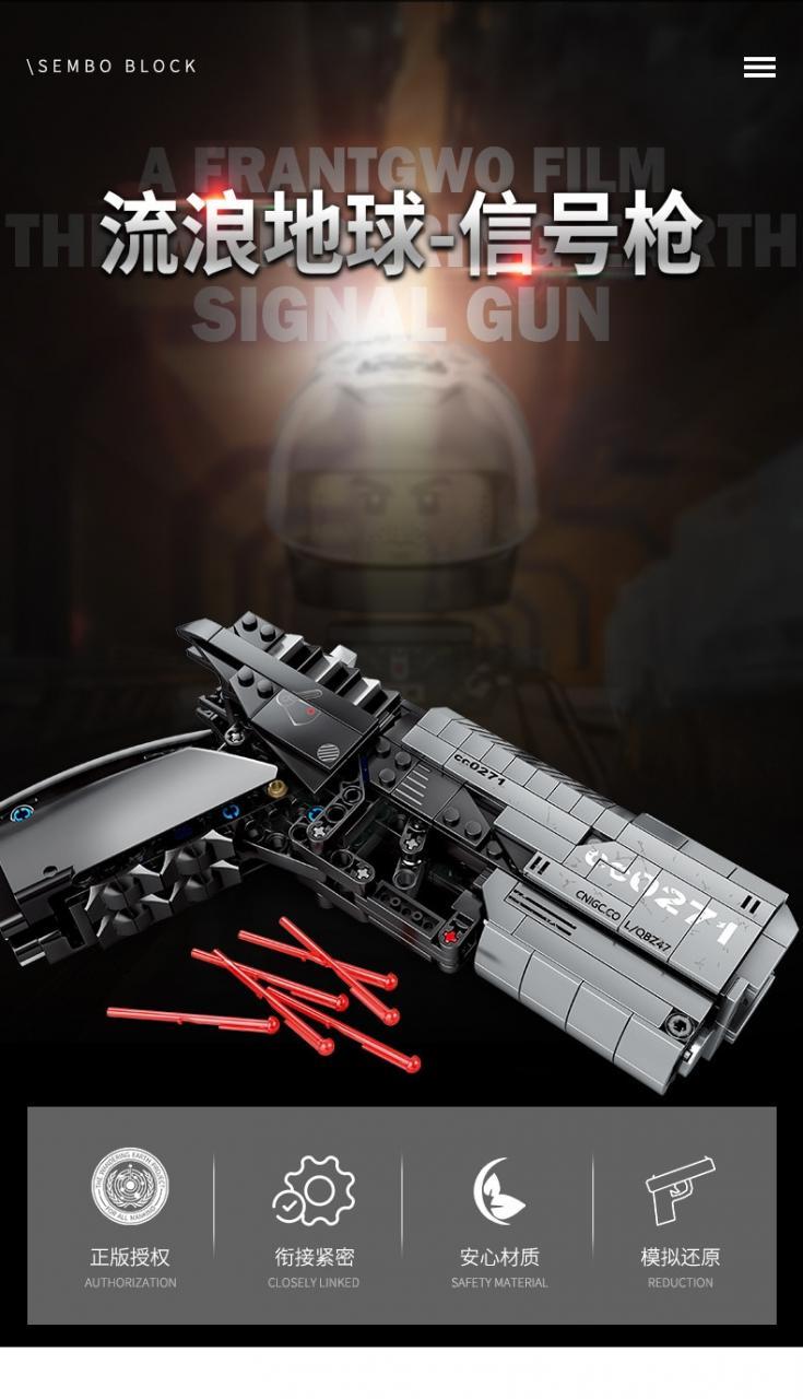 SEMBO 704301 Signal Gun