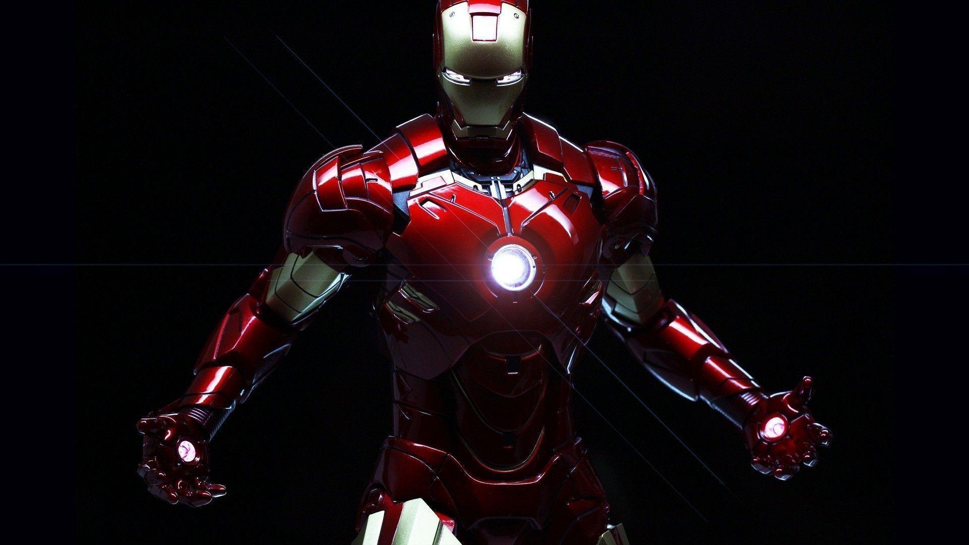Shengyuan SY7598 Iron Man MK43