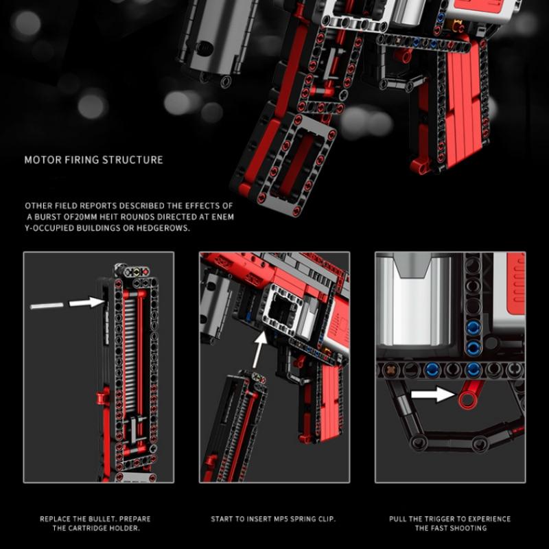 SHUGONG Q2880 Warfront HK MP5 MLI