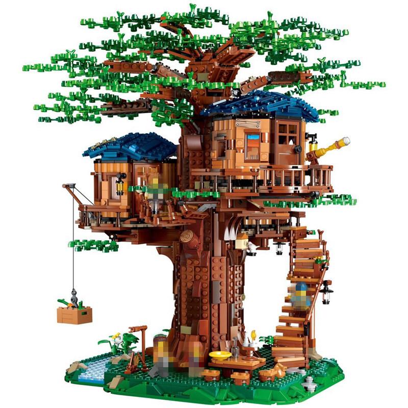 SX 6007 Tree House Compatible MOC 21318