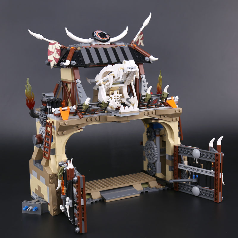 SY 1132 Dragon Pit Compatible with 70655