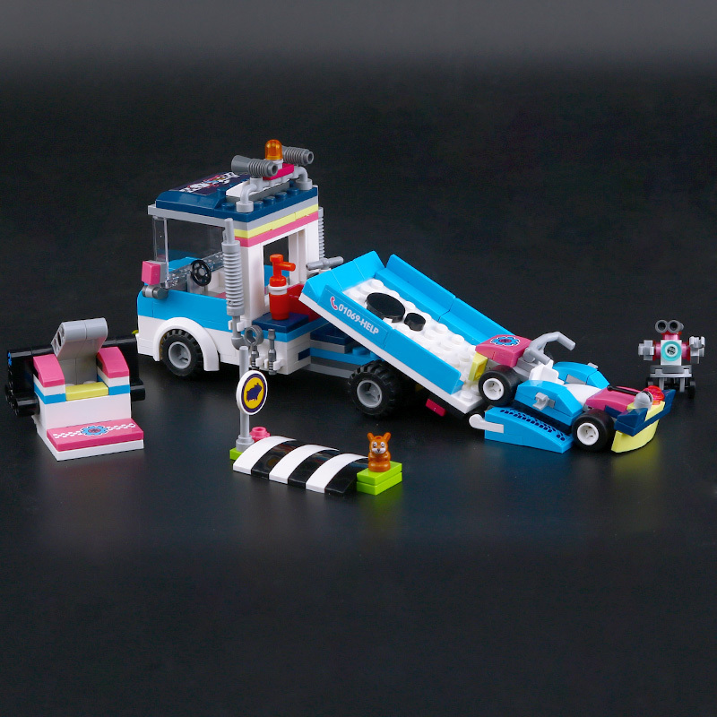 SY 1156 Service & Care Truck Compatible with 41348