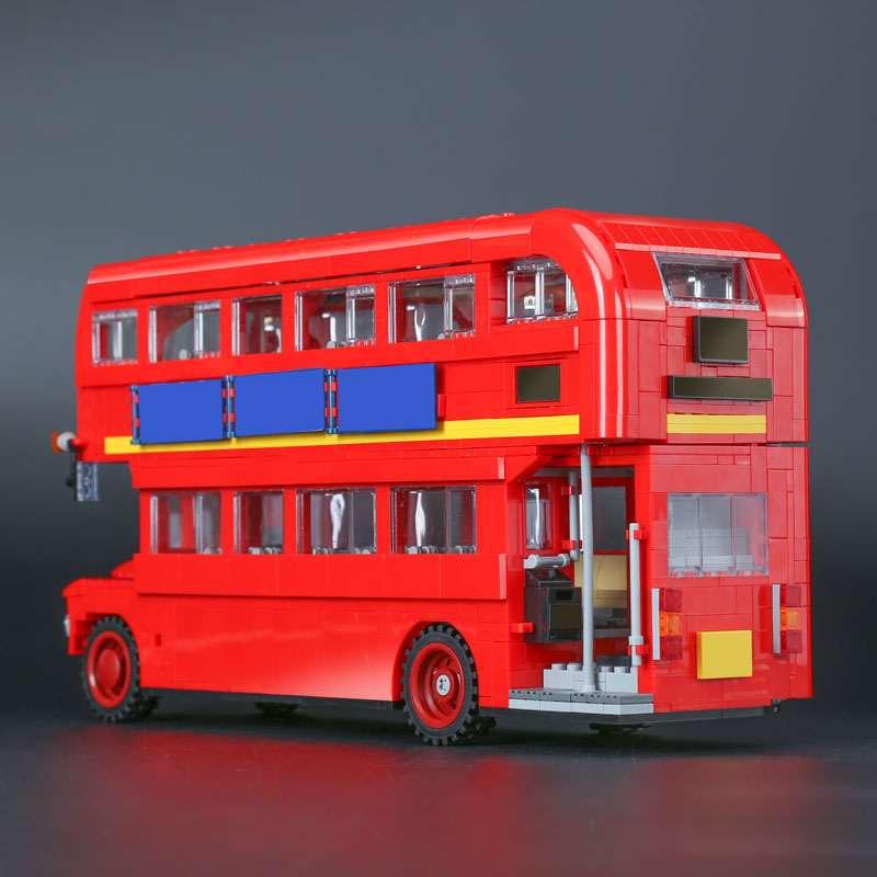 SY 1266 London Bus Compatible with 10258