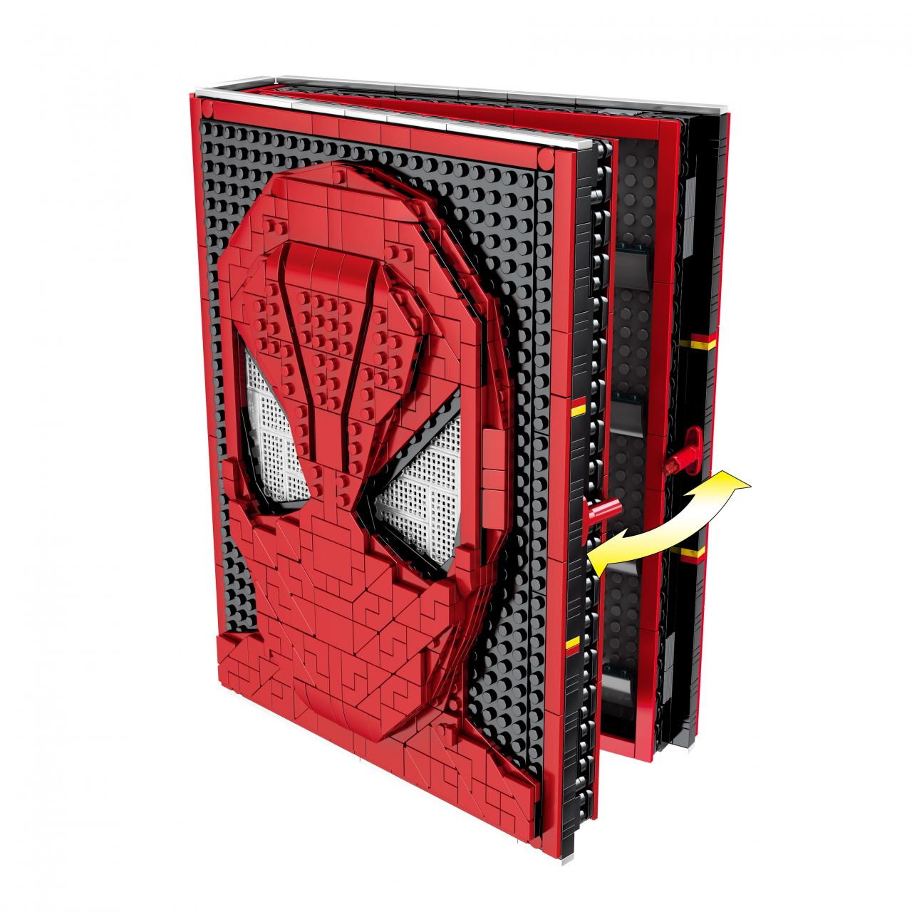 SY1461 Spidermans Collections Book