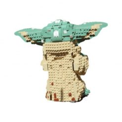The Child aka Baby Yoda MOC 38952 Designed By Allouryuen With 1482 Pieces