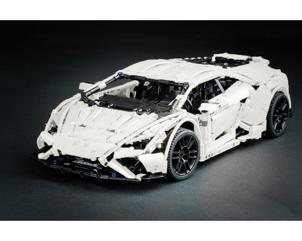 TECHNICIAN MOC-44637 Lamborghini Huracàn Evo RWD MOCBRICKLAND