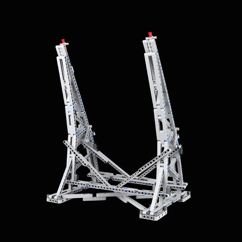 STAR WARS MOC-10219 Millennium Falcon Vertical Display Stand MOCBRICKLAND