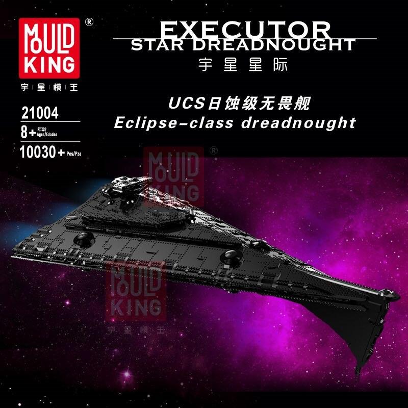 MOULDKING 21004 UCS Eclipse-Class Dreadnought by Jorstad Designs