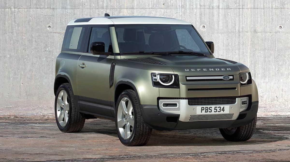 MouldKing 13175 Land Rover Defender Off-road New Version Compatible MOC 42110