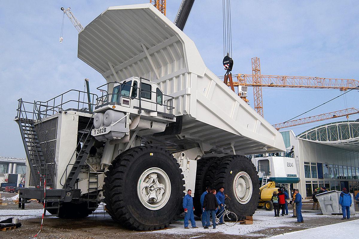 MouldKing 13170 Mining Dump Truck Muldenkipper compatible MOC-29973