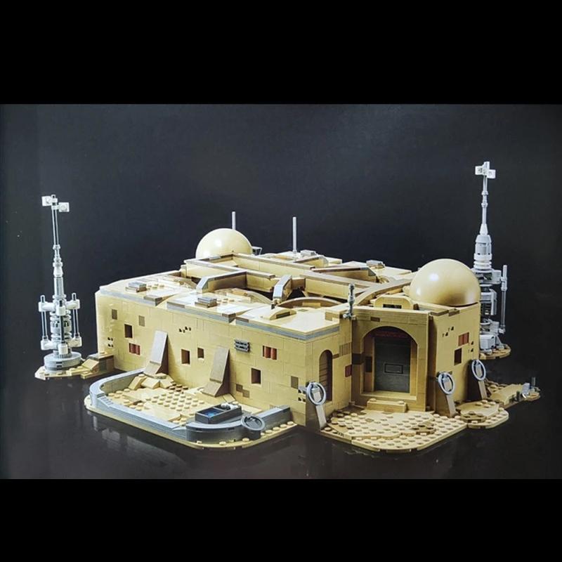 STAR WARS MOC-60016 Mos Eisley Winery MOCBRICKLAND