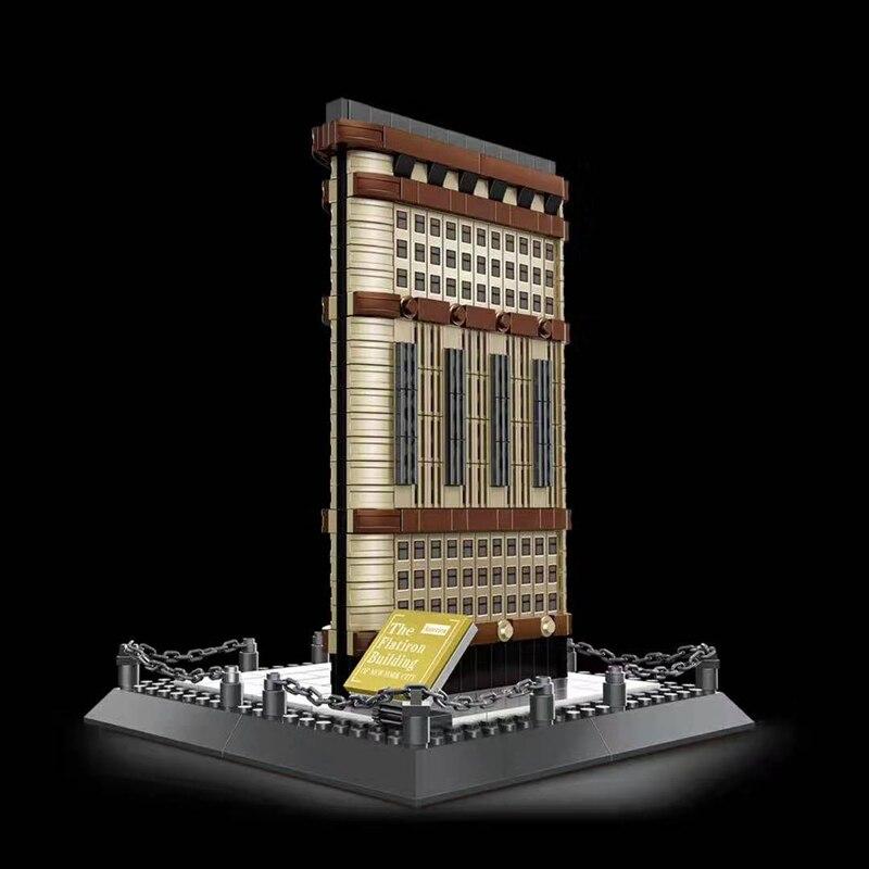 WANGE 4220 The Flatiron Building New York