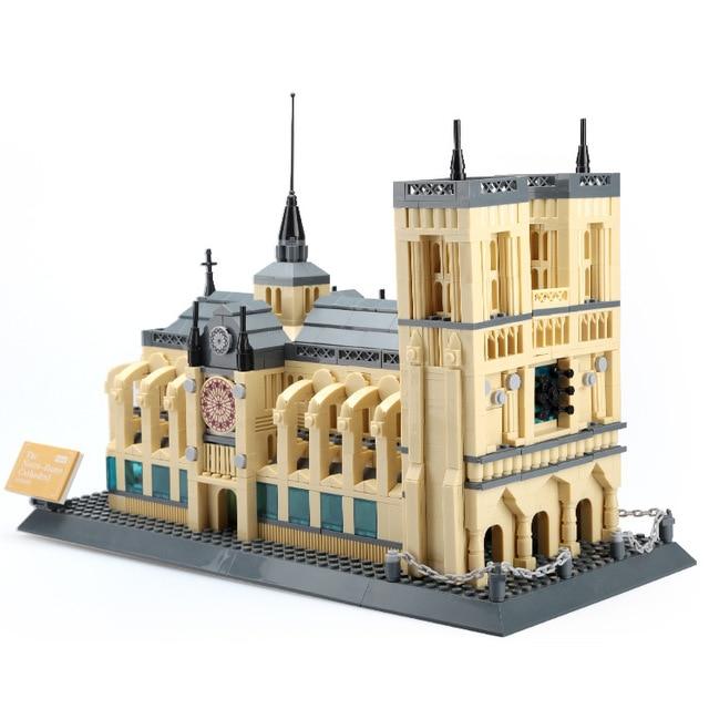 WANGE 5210 Cathédrale Notre Dame de Paris