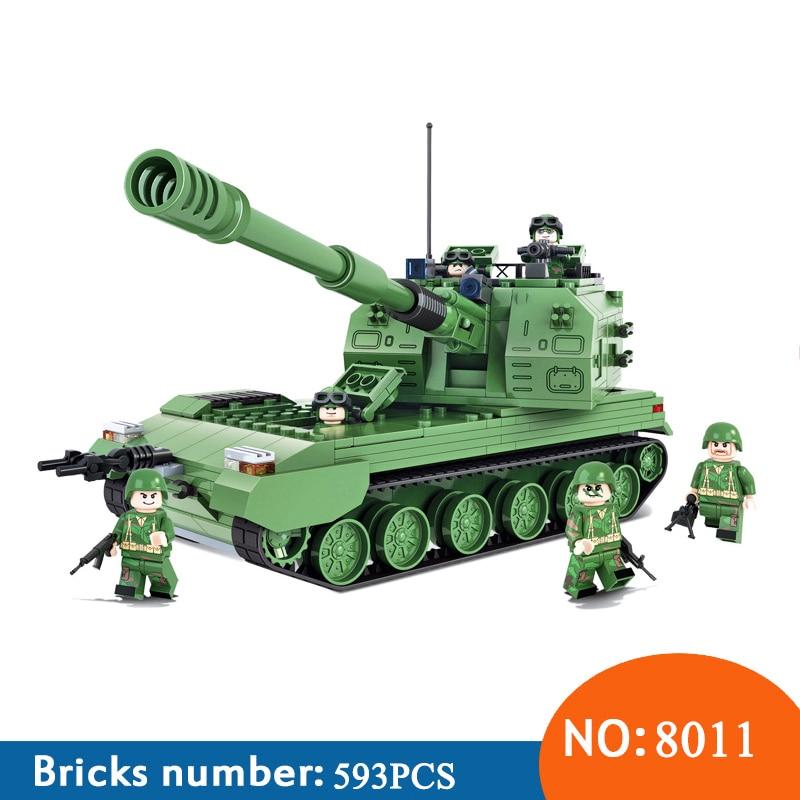 Winner 8011 Self-Propelled Howitzer 05